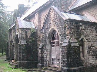 St. John Church Dharamshala