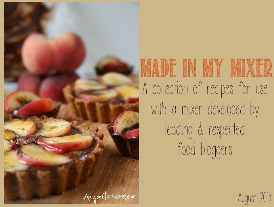 Made in My Mixer Ebook from Anyonita Nibbles & Friends