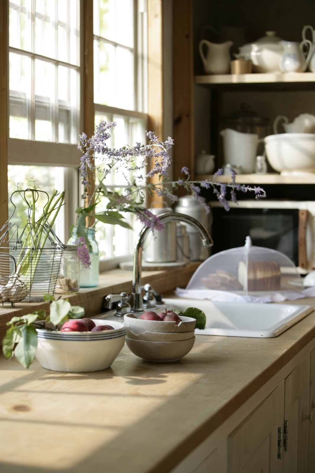 Kitchen Styling Karin Lidbeck A Special Treat The Art Of Kitchen Styling By