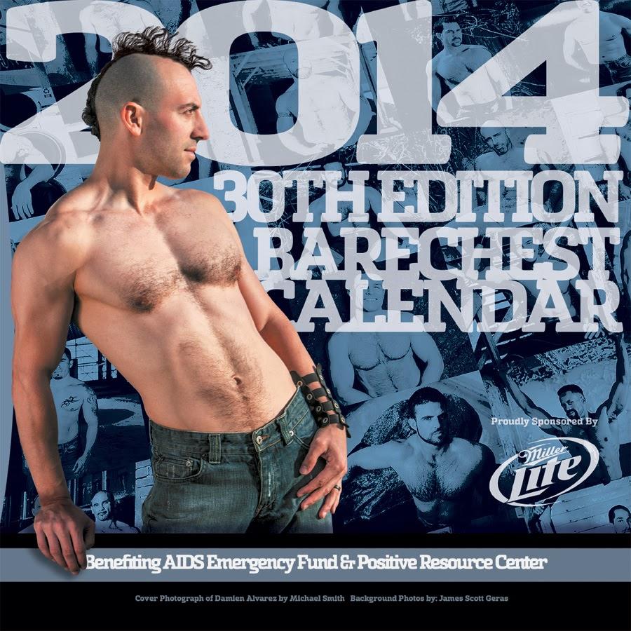 Barechest Calendar