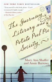 The Guernsey Literary and Potato Peel Pie Society by Mary Ann Shaffer and Anne Barrows