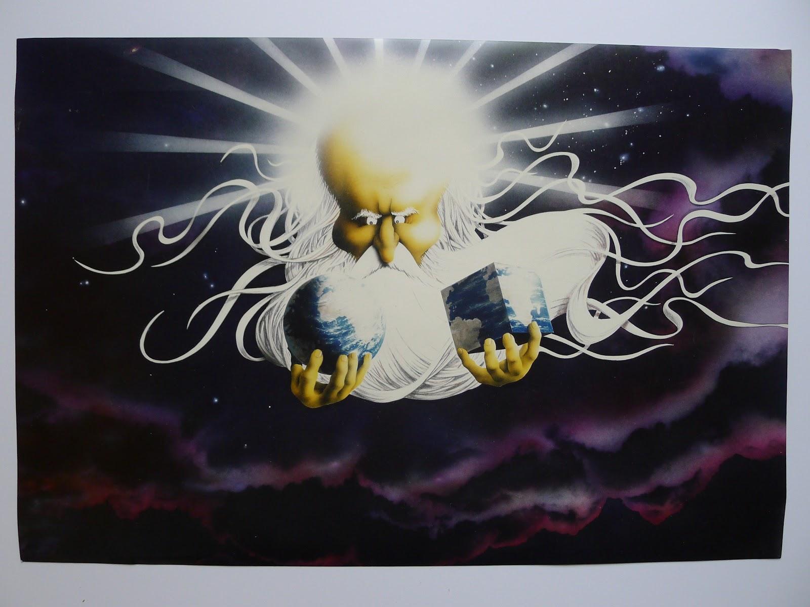 Terry Gilliam illustration