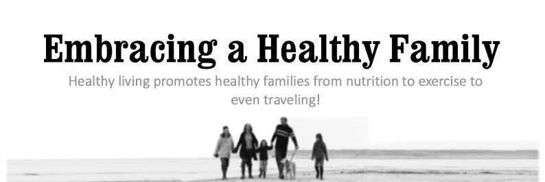 Embracing a Healthy Family
