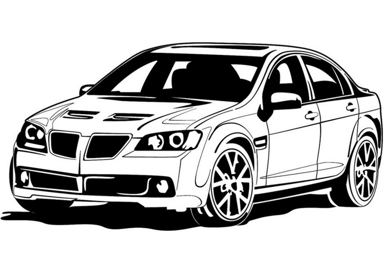 Sports Car Coloring Pages To Print (13 Image) - Colorings.net