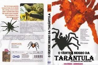 O VENTRE NEGRO DA TARÂNTULA (1971)