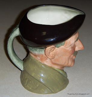 royal doulton jugs value
