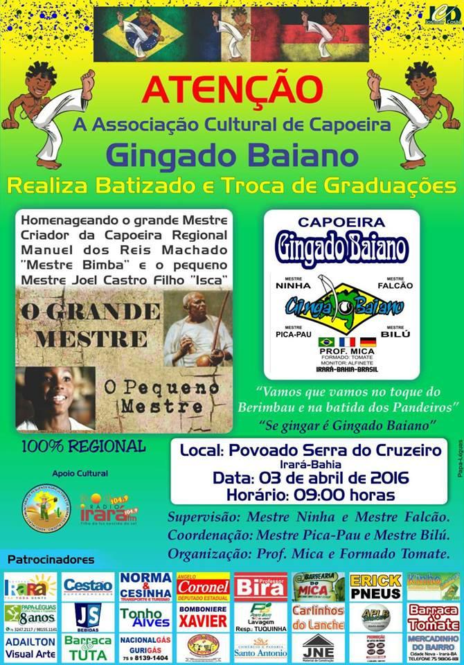 A Associação Cutural de Capoeira