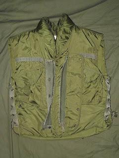 M69 Flak Vest w/ Stiffeners