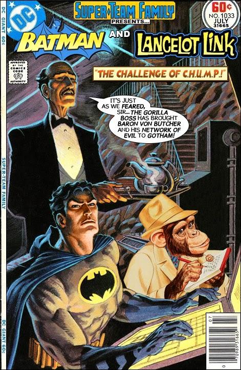 Batman & Lancelot Link