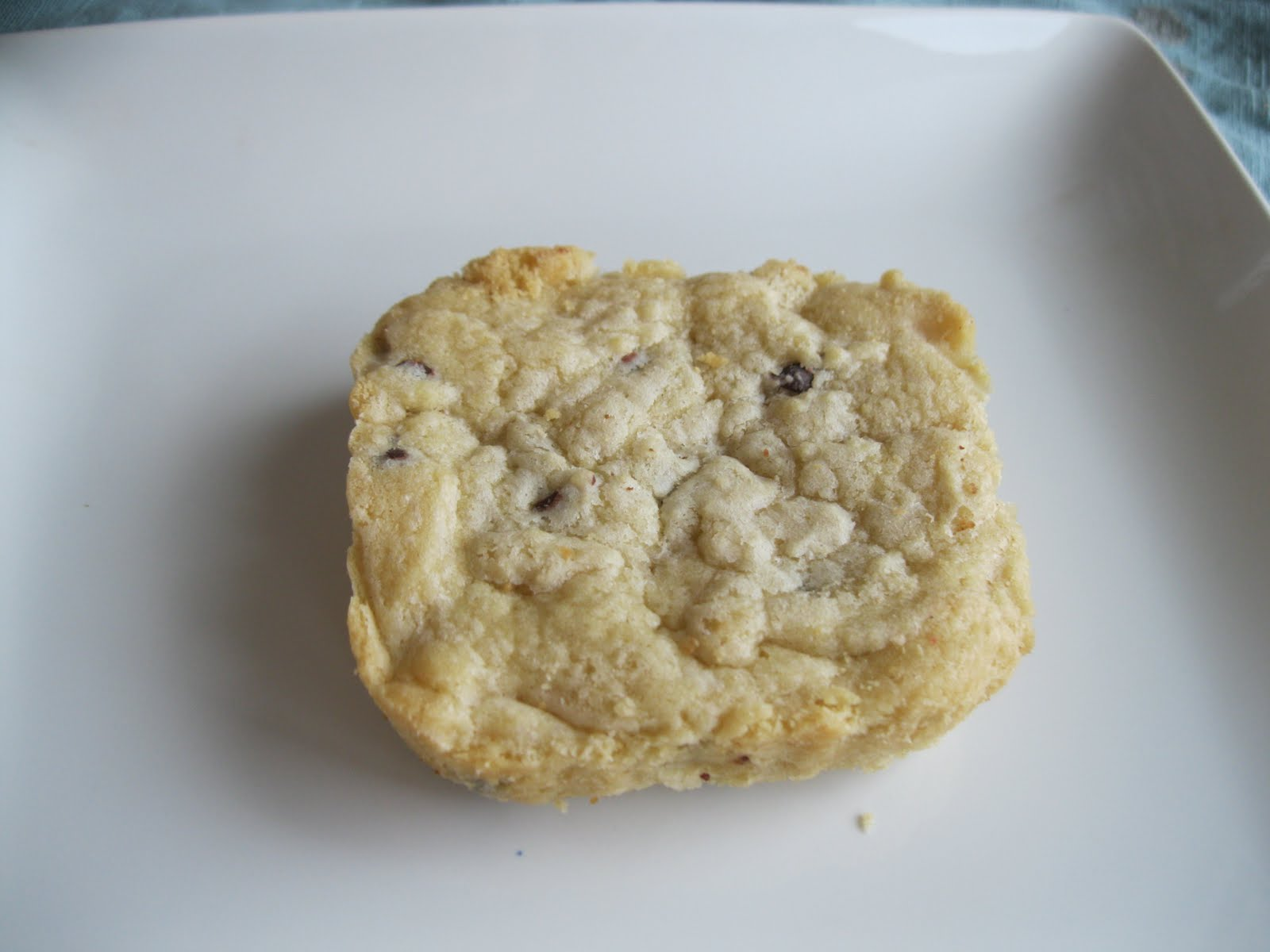 ... classic blondie, which features a bondie base and chocolate chunks