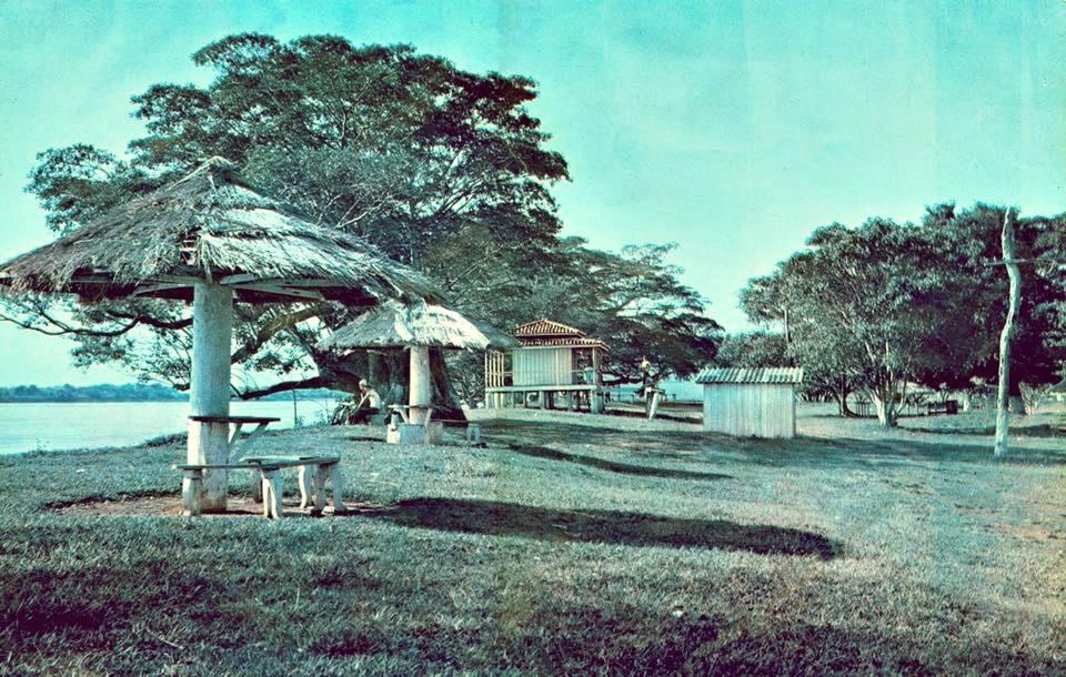 Figueiral no final dos anos 1960 e início do anos 1970