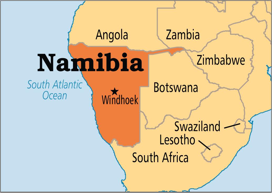 Ketika Warga Namibia Memilih Islam