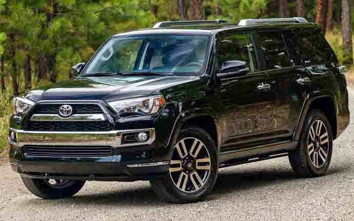 2015 Toyota Sequoia SUV Release Date