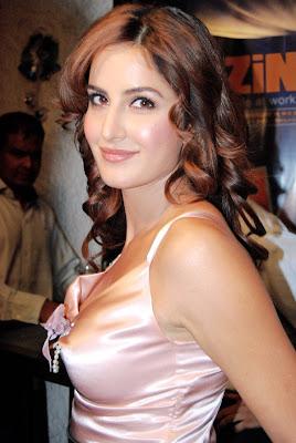 Katrina Kaif Sexy Indian Model