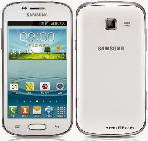 Spesifikasi dan harga Samsung Galaxy Star Plus GT-S7262