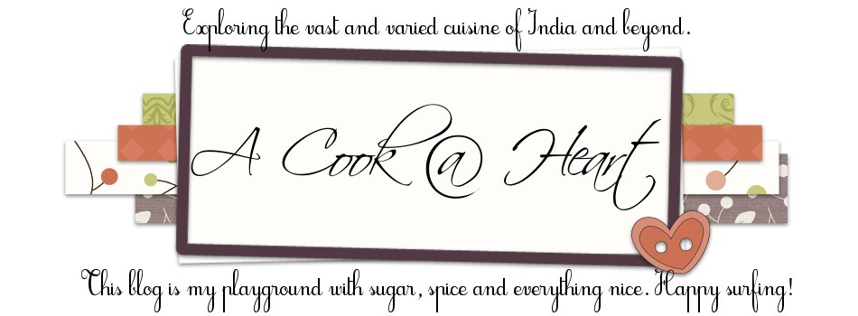 A Cook @ Heart