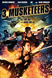Tres mosqueteros (2011)