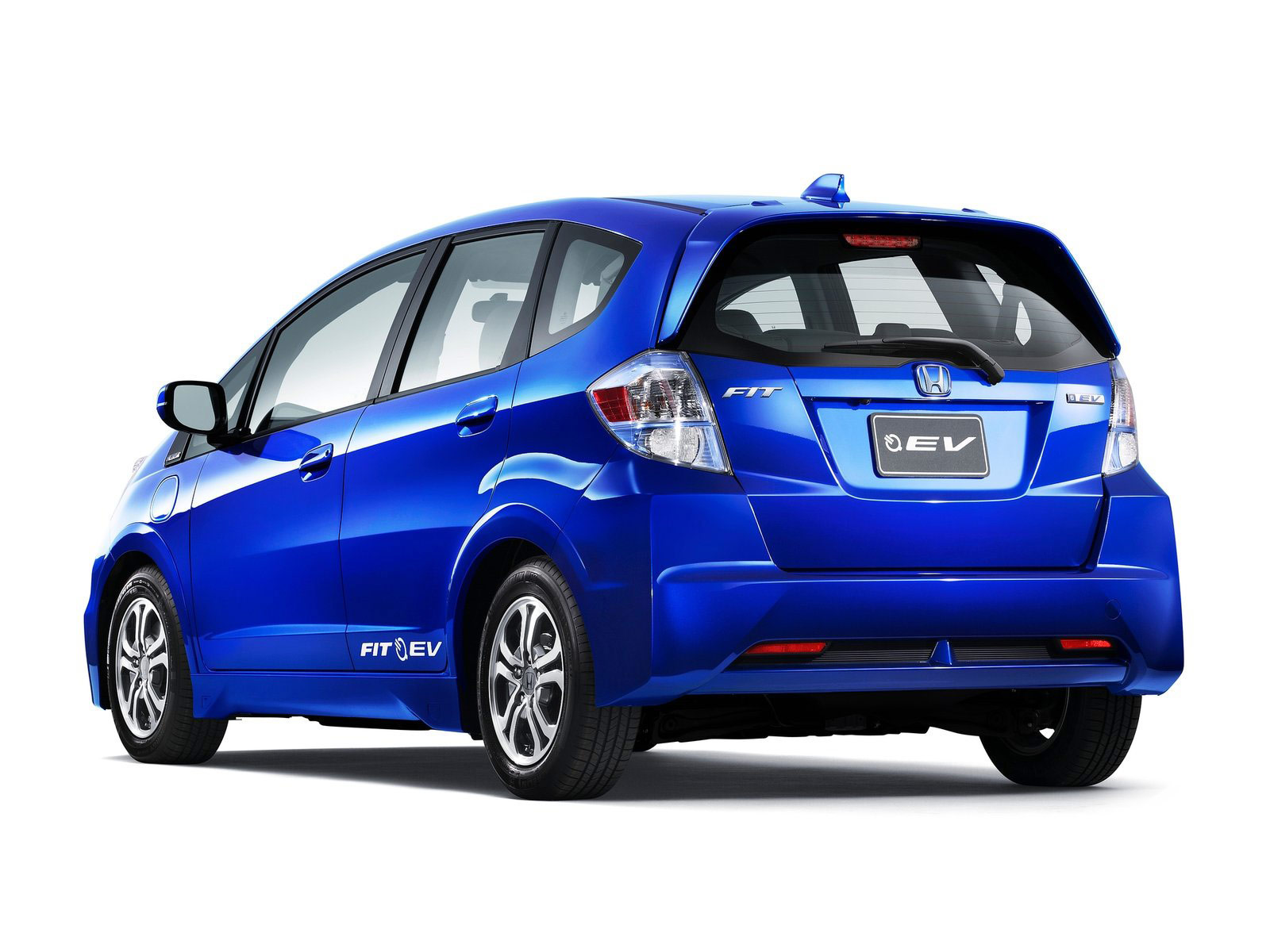 2013 Honda Fit Ev Japanese Car Wallpapers