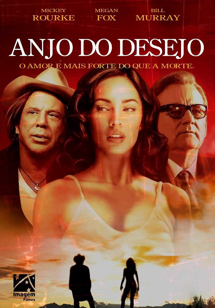 O Anjo do Desejo Torrent - Blu-ray Rip 720p e 1080p Dual Áudio (2011)