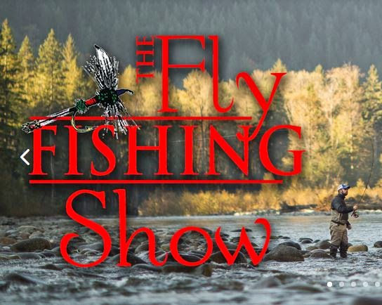 gin clear: marlboro fly fishing show, Fly Fishing Bait
