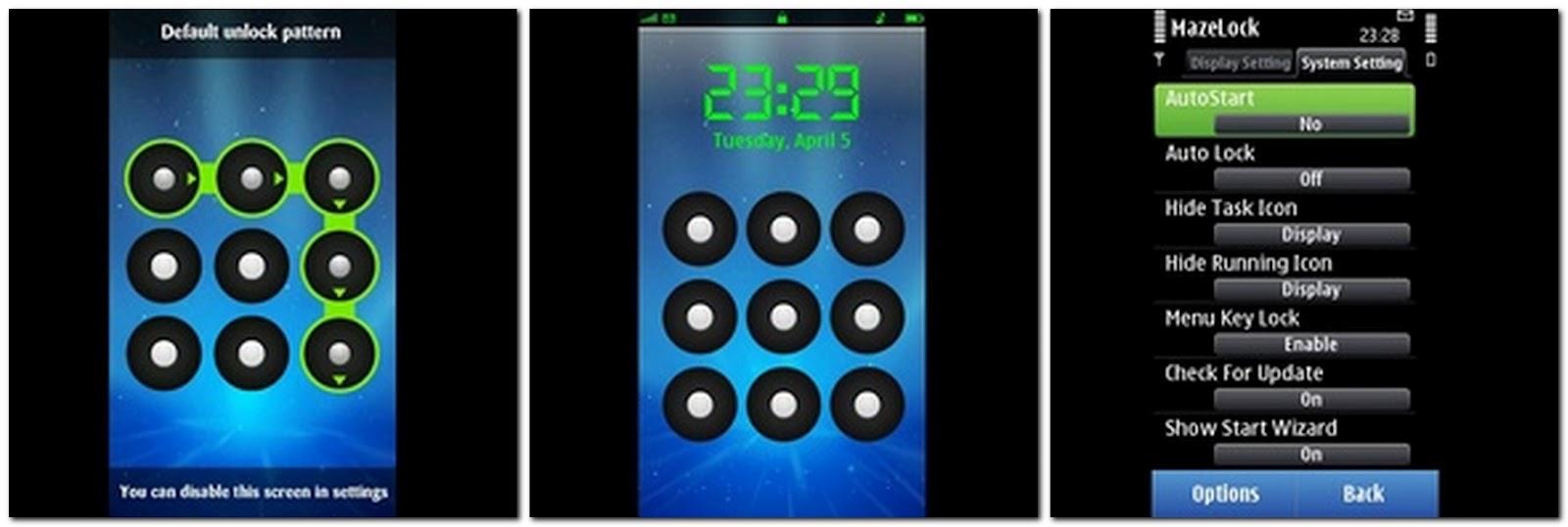 MazeLock V2.2 Free Download for Nokia N8