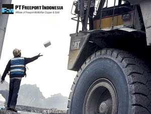 PT Freeport Indonesia (PTFI)
