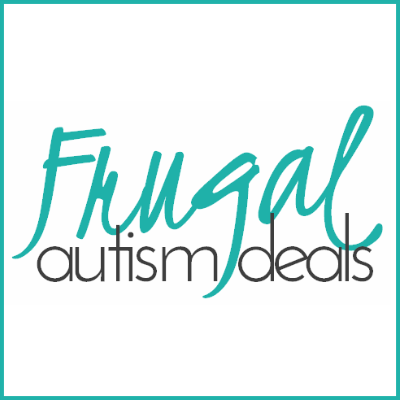 Find deals, freebies, and more at frugalautismdeals.com