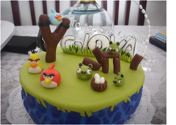 Los Angry Birds