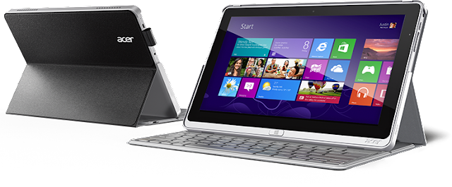 Harga Spesifikasi Acer Aspire P3-171, Tablet Ultrabook Hybrid Windows 8 Terbaru