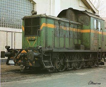 Tractor de Maniobras serie 10.308