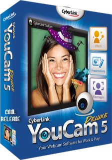 Free Download CyberLink YouCam 5 Deluxe v5.0.0909 Full version
