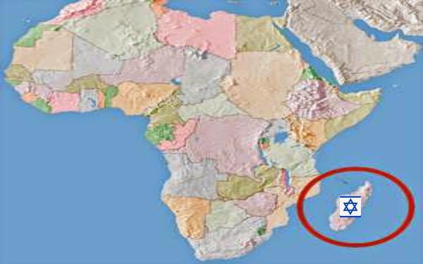 Israele doveva nascere in Madagascar