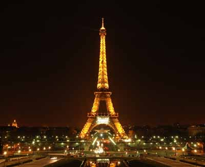 Holiday Fans travel the World RTW -family activities Budget Travel  Eiffel Tower In Paris