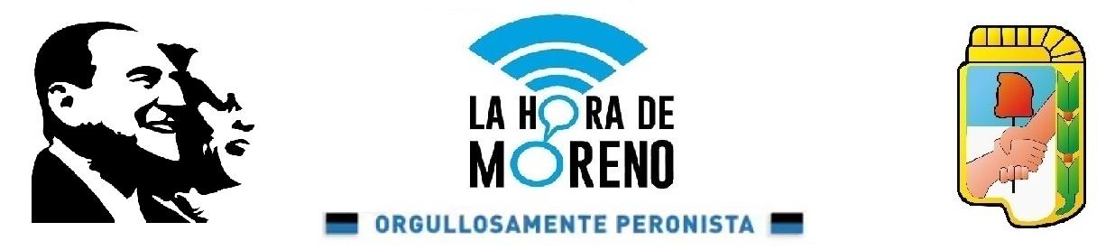 La hora de Moreno