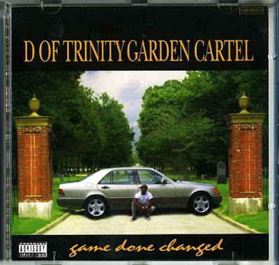 D Of Trinity Garden Cartel - Game Done Changed (1995) 192kbps