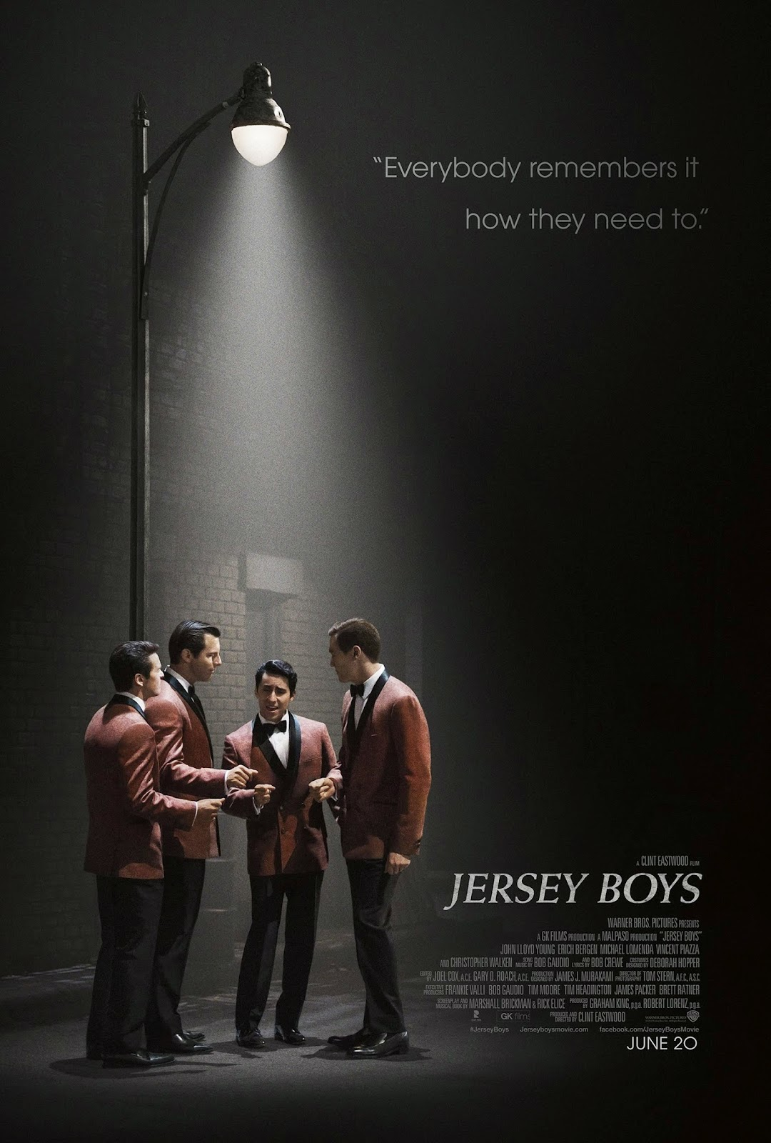 Jersey Boys (2014) Poster