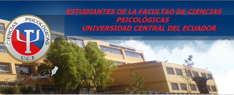 Facultad de Ciencias Psicológicas
