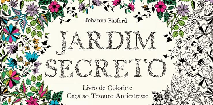 Fotos] Jardim Secreto  Johanna Basford (Por Um Mundo Mais Colorido
