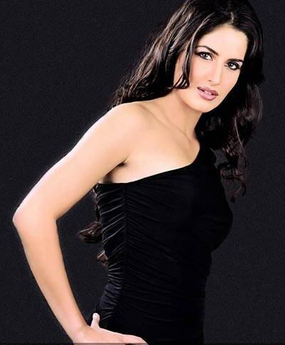 Katrina Kaif in black Sexy Dresses Photos 2013 ...