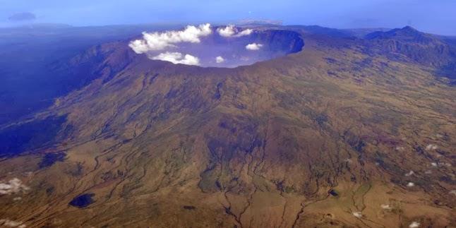 [SEJARAH] 5 Letusan Gunung Berapi Paling Mengerikan di Dunia