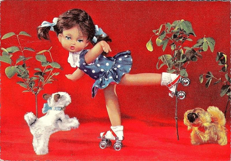 Красивые открытки с куклами 67
