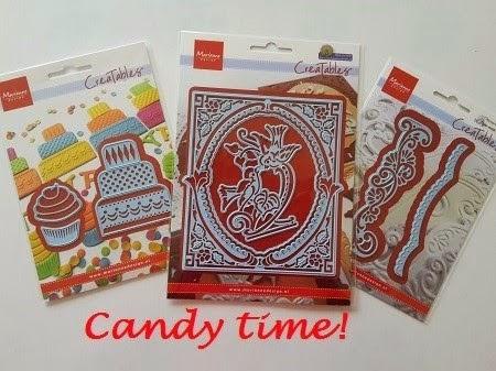 Candy time again bij Chantal