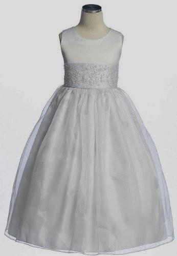 Tipos de telas para vestidos de primera comunion