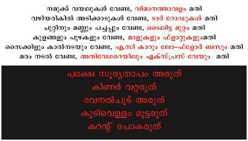 importance of reading essay on malayalam