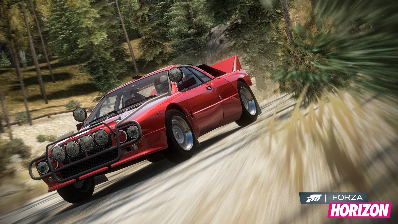 Forza Horizon HD & Widescreen Wallpaper 0.545143175188412