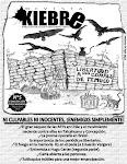Descarga Revista Anarquista Kiebre Nº5, Concepcón - Talcahuano