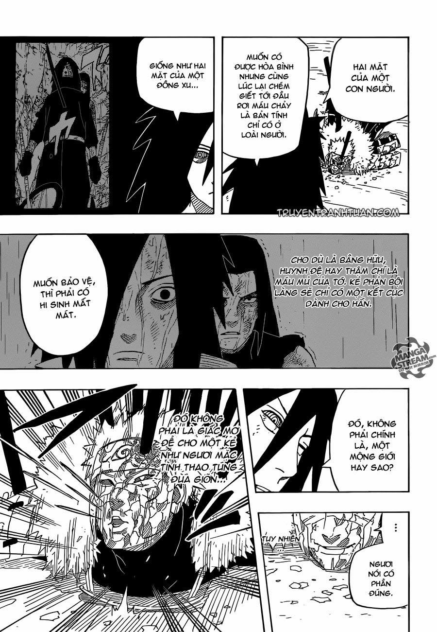 Naruto - Chapter 661 - Pic 16