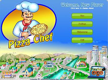 Game memasak pizza chef : download game komputer gratis