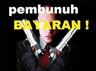 Jasa Pembunuh Bayaran di Indonesia?