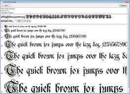 Using web safe fonts is best for email marketing, websites and landing pages.